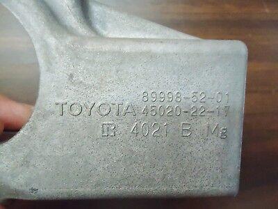 Toyota Highlander New Steering Wheel Lock Actuator 89998-52-01. 45020-22-17 R 4