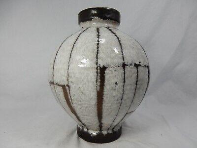"""Rare / seltene 60´s design Carstens Luxus """" Lava """"  Keramik Vase  191 - 23 3"""