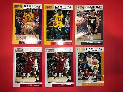 2019 Panini Contenders Draft Picks Basketball Cards Game Day Ticket You Choose 2