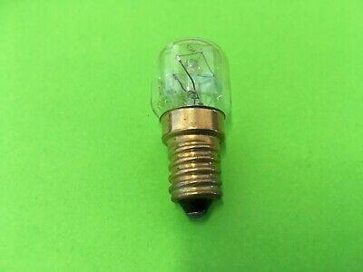 5 x Nähmaschinen Glühbirne Glühlampe Schraubfassung E14-230 v
