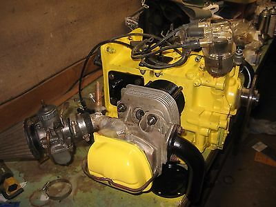 1/2 VW (Half VW) Engine Conversion Plans for Ultralight or LSA Aircraft 6