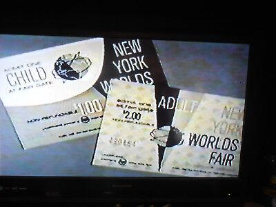 New York World's Fair Memories 1964-65 Dvd