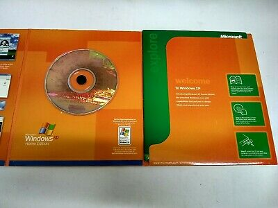 Microsoft Windows XP Home Edition Upgrade - Ver 2002 with Service Pack 2 3