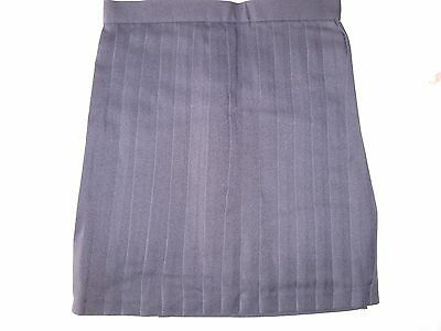 "GYMPHLEX Girls/Ladies NAVY Sports Kilt Skirt Waist 27-30"" 14+ yrs- NEW!"