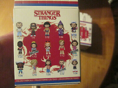 Funko Pop Mystery Minis Stranger Things Series Season 1 2 3 Complete Collection 6