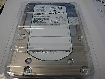 """Seagate 600GB 3.5/"""" Hard Drive ST3600057SS-OEM 15K.7 Internal 15k RPM 9FN066-881"""