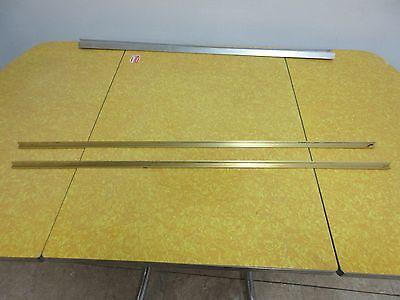 Brass Paul Mccobb Calvin Planner Group Dresser Chest Aluminium Trim Hardware A 5