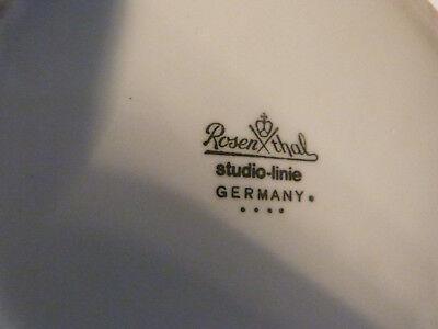 Rosenthal Aschenbecher Studio Line / 1960er Jahre / AEG - Telefunken / selten 7