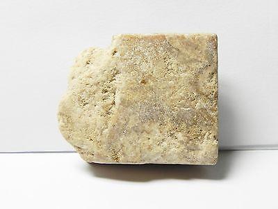 Zurqieh - Af26- Ancient Egypt. Triad Stone Plaque. Old Kingdom 5