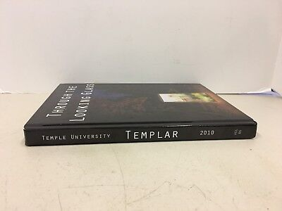 2010 Through the Looking Glass Temple University Templar Philadelphia Yearbook 3