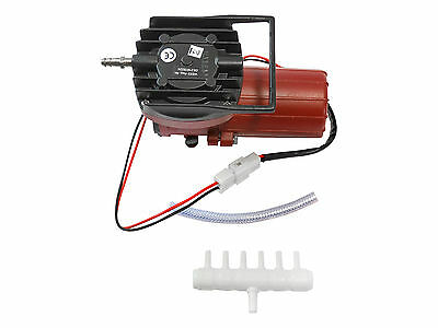 Transportbelüfter 12V, ACO-003, Sauerstoffpumpe
