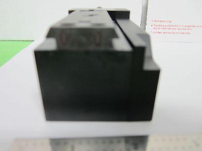 Microscope Filtre Bloc Coulissant Insert 5010-100565 Optiques Bin #F2-89 6