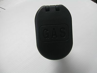 Combination Angled Gas Cap Fill /& Tank Vent 0542DPGBLK Boating Marine