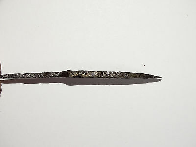 Very Good Viking Iron knife . ca 8-10 century AD. 6