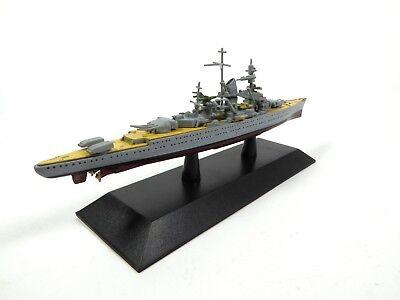 Admiral Scheer 1933-1:1250 Navire de guerre IXO bateau militaire WS20