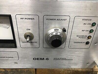 ENI OEM-6 Solid State Power Generator, RF Generator AWD-D-3-5-005 4