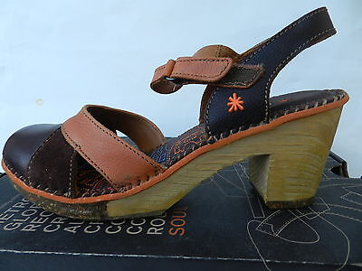 41 Escarpins Uk8 Espadrilles Chaussures Femme Art Neuf Sandales Amsterdam 313 srBthxdQC