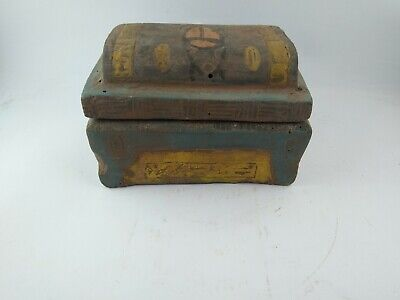 Rare Ancient Egyptian Antique Jewelry  Box 1114-800 Bc 10