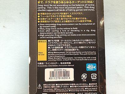 Bouz Drag Checker  Doc 2001  1 Kg Made In Japan Worlds Best