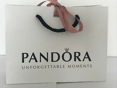 Genuine PANDORA Gift Box, Pouch, Gift Bag, Charm Box, Bracelet, Necklace, Ring 5