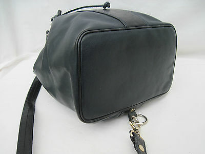 5b6fd084e -AUTHENTIQUE SAC BANDOULIÈRE mono bretelle POURCHET cuir TBEG vintage bag
