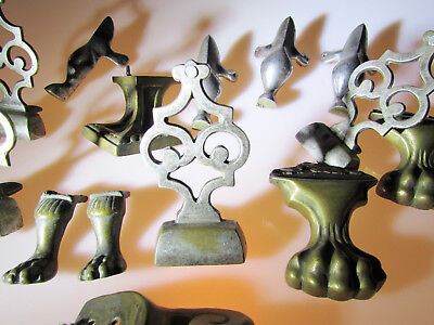 Vintage and Antique Furniture fittings Brass and other Metals 3