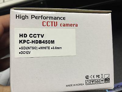 Kt&c Colore Hd-Sdi HDB-450m Telecamera Bullet 1080p Sony Exmor CMOS 16mm Lenti 5
