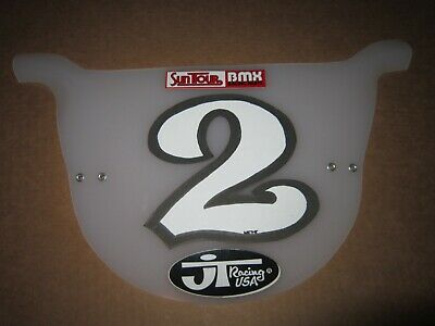 Sold In Pairs Lightning Bolt Decals Pink /& White Old School BMX Style