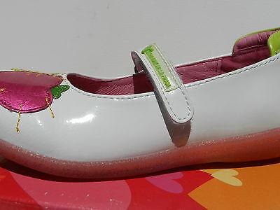 Agatha Ruiz de la Prada Chaussures Fille 28 Ballerines Babo Fruit 102946 UK10 6