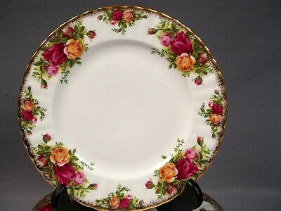 Royal Albert Old Country Roses Luncheon Salad Plate/s Fine China Made in England 2
