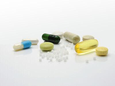 Pillendose 7 Tage Pillenbox Pillenturm Tablettenbox Medikamentenbox schwarz 5