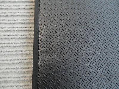Kofferraummatte für Mercedes Benz W463 G-Modell Gummi Laderaummatte RAND ORANGE