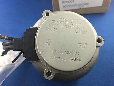 Westinghouse Kelvinator Ge  Fridge Condenser Fan Motor Side By Side 5