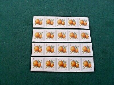 1 Cent Apple Stamps 2016 USPS Mint Postage Stamps Set Of 20 For Actual Postage 4