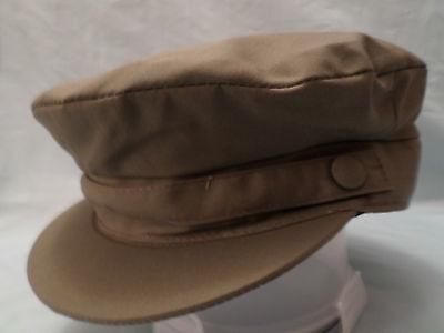 Black S,M,L,XL Green Navy Showerproof Mariner//Barge Cap 4 colours Cream