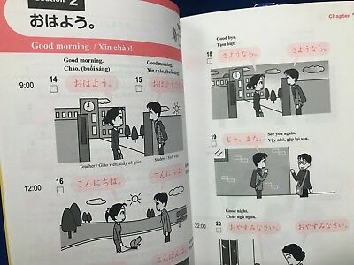 JAPANESE LANGUAGE TEST Text Book 1000 Essential Vocabulary for the JLPT N5  New