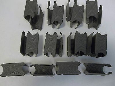 Garand M-1, 8rd Clips, 10 pc.(TEN) NEW US AEC Govt Contractor 30-06 or .308 use 4