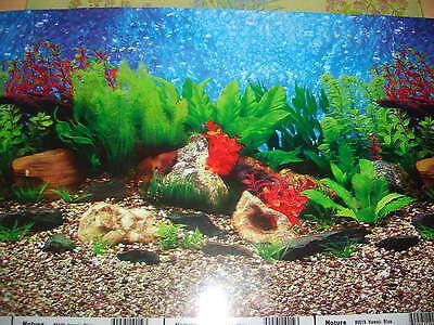 Vinyl Aquarium/ Fish Tank Backing 2