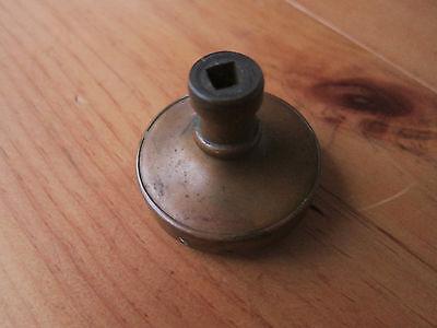 Vintage Eastlake Brass Antique Door Knob - Excellent Condition 3 • CAD $74.94