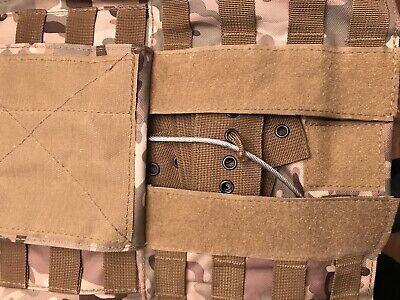 Multicam Tactical Vest Plate Carrier OCP 5