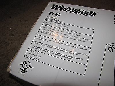 NEW *WESTWARD* Insect/Fly Killer 32J153A 3