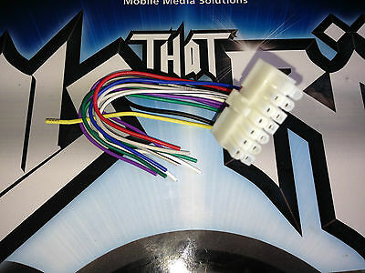 Dual 14 Pin Wire Harness. . Wiring Diagram Qikmate Pin Cdi Wiring Diagram on