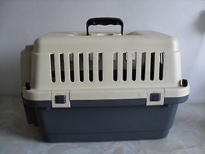 Petmode Plastic Pet Crate HCA13A - L50 X W33 X H33 2
