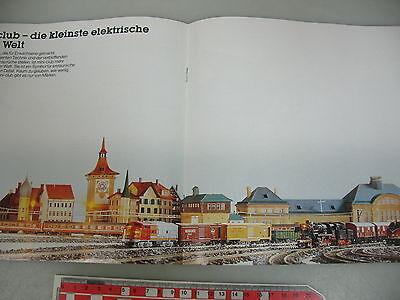 ab578-1 #5x Märklin Advice Manual Digital, Landscape, ideen-sammlung, All