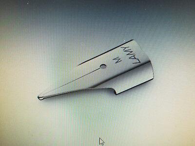 LAMY Feder Z50 Stahlfeder poliert oder schwarz 9