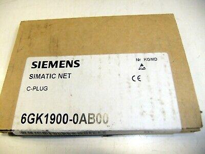 Siemens Simatic C Plug 6GK1900-0AB00 2