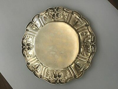 Reed & Barton Francis I c.1907 Plate Platter 7 inches 2