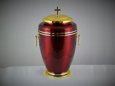 Human Casket Urn for Ashes Memorial Cremation Funeral Personalised Inscription 7