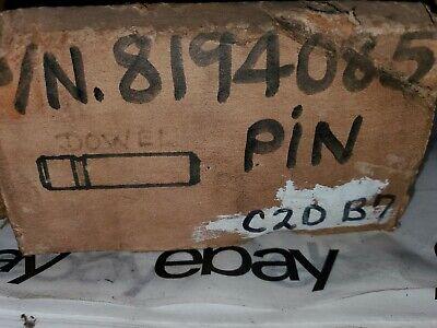 """General Motors Electro-motive 8194085 Dowel Pin 1/2""""D x 2-3/8""""L 5"""