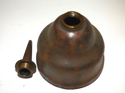 BRAIME'S PATENT PROTECTED SPRING BOTTOM VINTAGE, OIL CAN No. 32 4